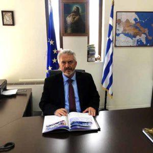Δήμαρχος Δωρίδος Γιώργος Καπεντζώνης