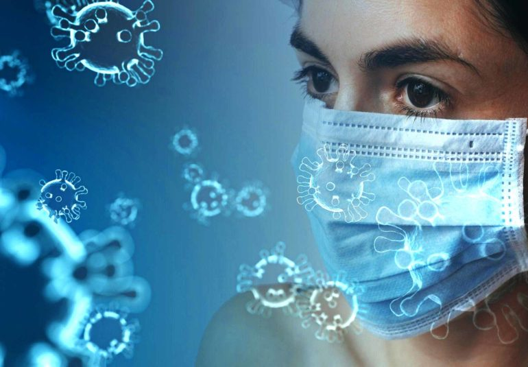 coronavirus Κορονοϊός μάσκα