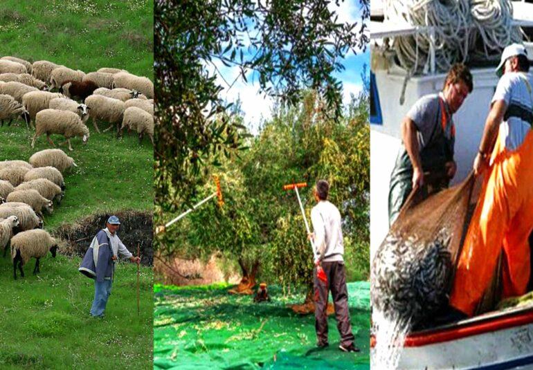Βεβαιώσεις Μετακίνησης Αγροτών, Ελαιοπαραγωγών, Κτηνοτρόφων και Αλιέων
