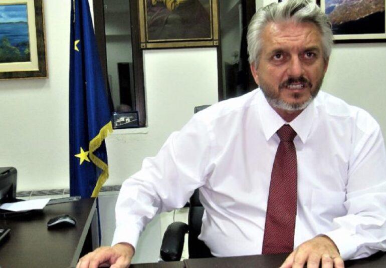Δήμαρχος Δωρίδας Γιώργος Καπεντζώνης